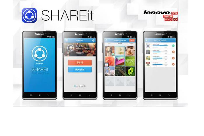 Photo of Lenovo perkenalkan aplikasi SHAREit untuk penggunanya