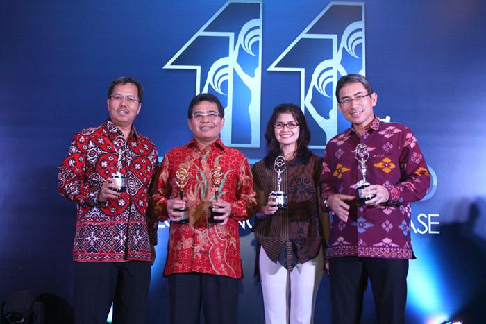 Photo of Telkomsel Raih Lima Penghargaan di Selular Award 2014