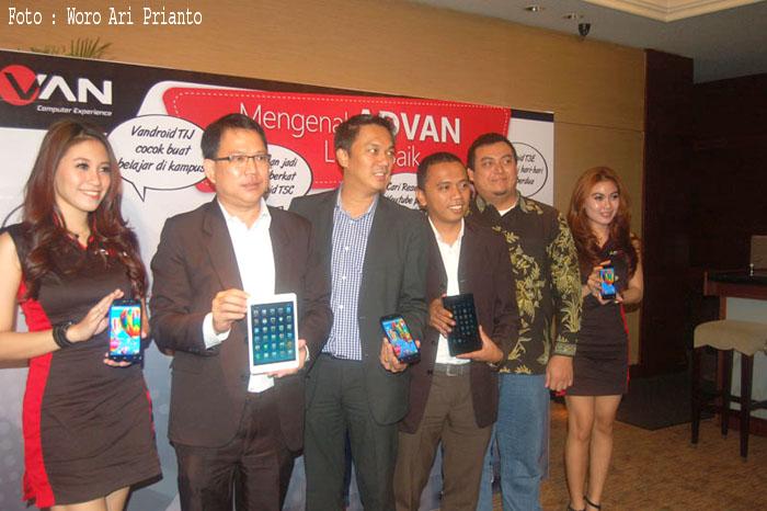 Photo of Advan Bangun Brand dengan Riset & Promosi terstruktur