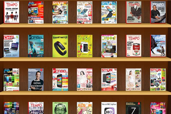 Photo of Download Majalah Digital Sepuasnya di Indobooks Rp.2000 per hari