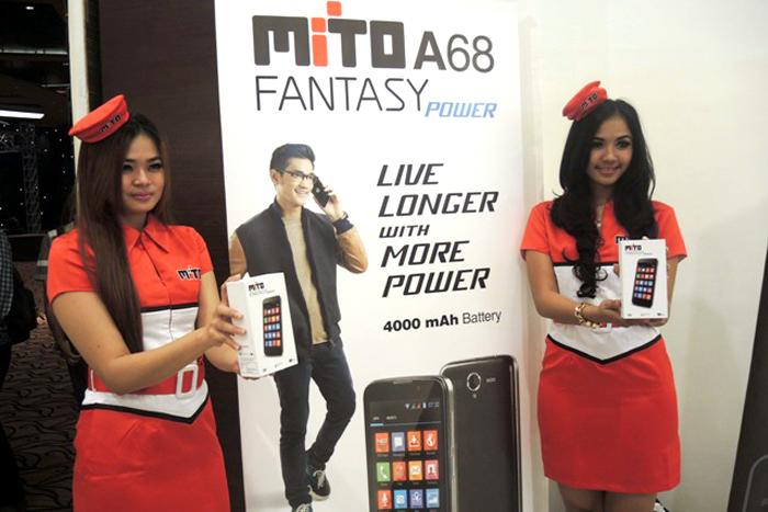 Photo of MITO A68 FANTASY POWER  Anti Low-Bat, Bisa jadi Powerbank