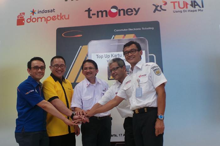 Photo of PT KCJ lakukan kerjasama untuk Pengisian Ulang Saldo Kartu Multi Trip KRL