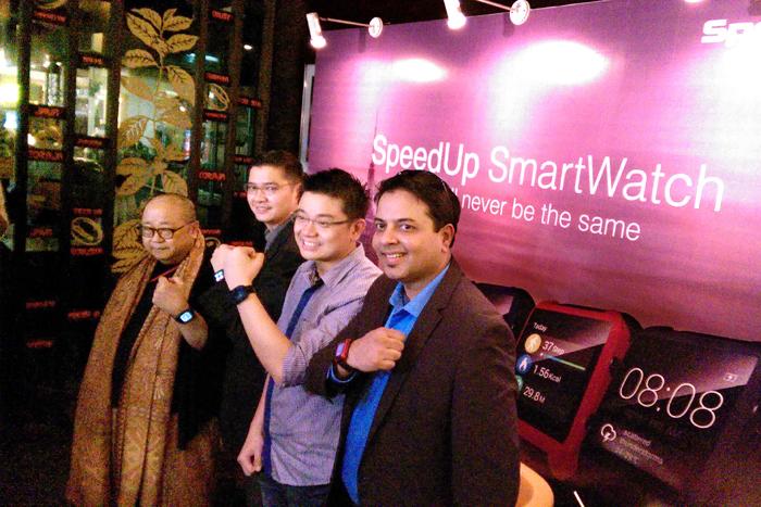 Photo of SpeedUp SmarWatch,jam tangan Layar Sentuh dengan OS Android 4.4. Kitkat