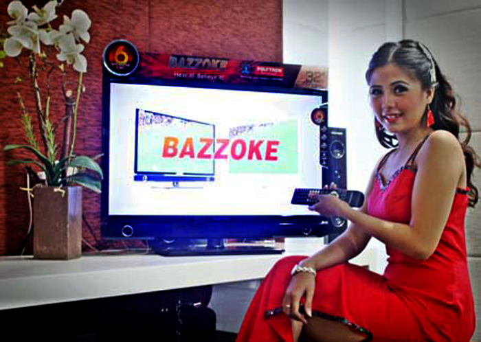 Photo of Polytron LEDTV Bazzoke canggih dan Laris Manis