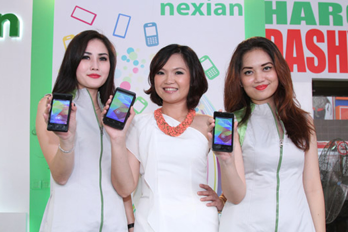 Photo of Nexian Luncurkan Tiga Smartphone dengan Harga Terjangkau