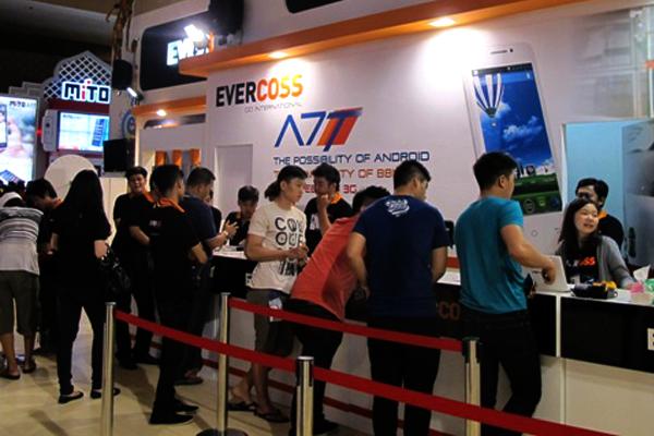 Photo of Paket Menarik dari EVERCOSS di Pekan Raya Jakarta