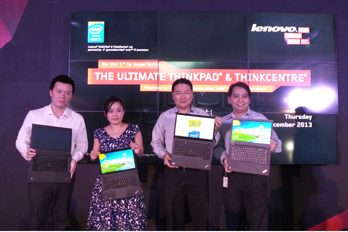 Photo of Lenovo Luncurkan Produk ThinkPad & ThinkCentre.