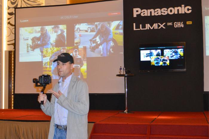 Photo of Panasonic hadirkan Kamera Lumix Mirrorless Berteknologi 4K