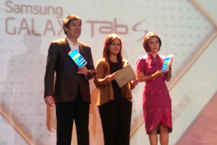 Photo of Samsung Galaxy Tab S, Tablet Premium, Visual Memukau & Fitur Maksimum