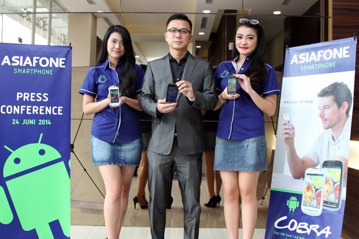 Photo of ASIAFONE 'COBRA' Smartphone Hebat dengan Harga Bersahabat
