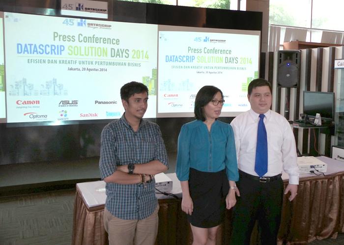 Photo of Efisien dan Kreatif untuk Pertumbuhan Bisnis Ala Datascrip