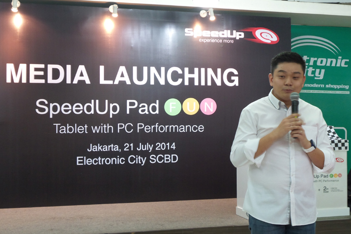 Photo of SpeedUp Luncurkan SpeedUp Pad Fun dengan Prosesor Intel Berkekuatan PC