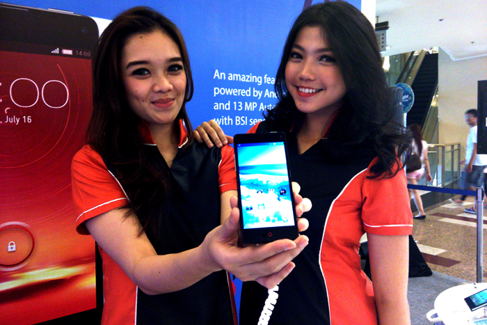 Photo of Smartphone ZTE Nubia Z5S mini Terjual 1000 Unit