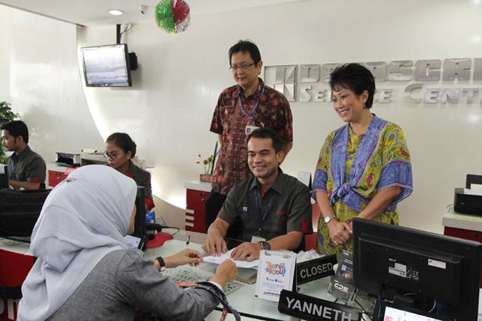 Photo of Kado khusus dari Datascrip Untuk Pelanggan di Harpelnas