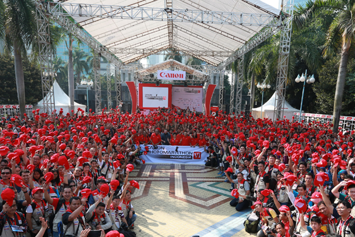 Photo of Canon PhotoMarathon Indonesia 2014  Ajang Kompetisi Para Fotografer
