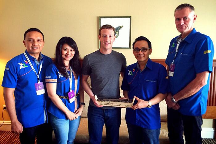 Photo of Facebook dan Ericsson  bekerjasama dengan XL Axiata,