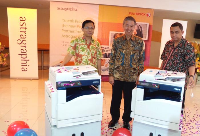 Photo of Mesin Cetak Multifungsi Berwarna yang dilengkapi fiturkeamanan dan mobile print