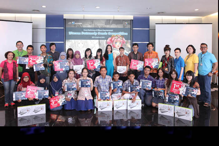 Photo of Wacom Datascrip Comic Competition , Hadirkan Komikus generasi Baru