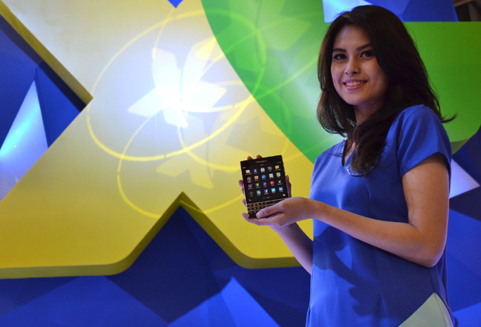 Photo of XL Sediakan Bundling BlackBerry Passport