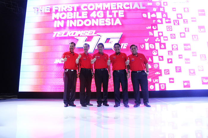 Photo of Telkomsel Luncurkan Layanan Komersial Mobile 4G LTE