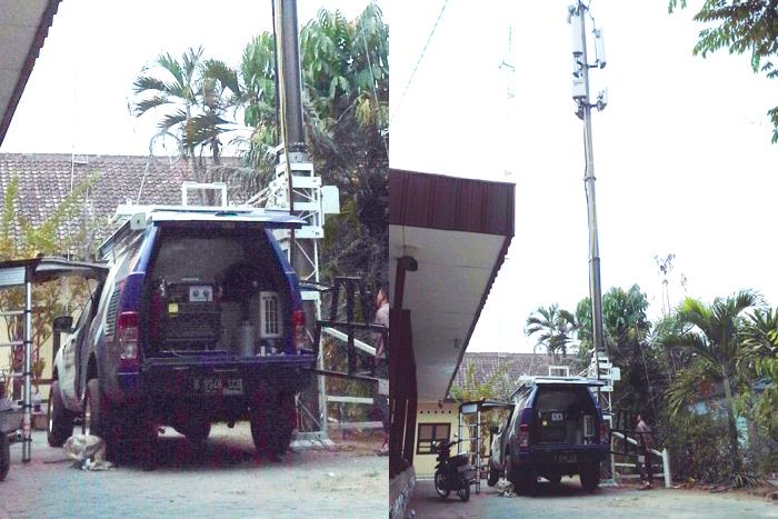 Photo of Di Bencana Tanah Longsor Banjarnegara, XL Kerahkan Mobile BTS