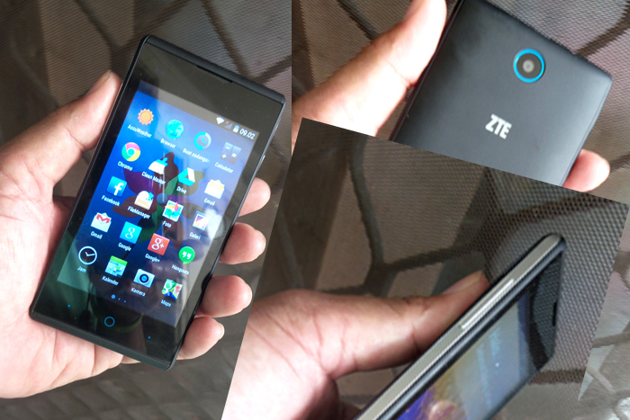 Photo of ZTE Blade G, Smartphone segmen Low  End, Tapi Tetep keren