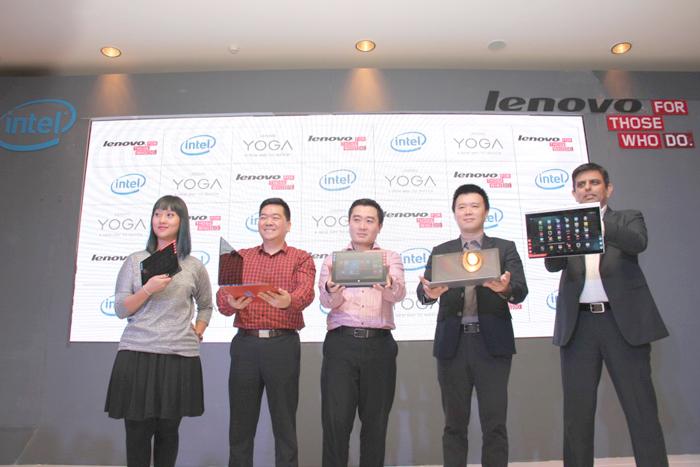 Photo of 3 Produk Lenovo YOGA untuk Gaya Hidup, Bekerja dan Hiburan