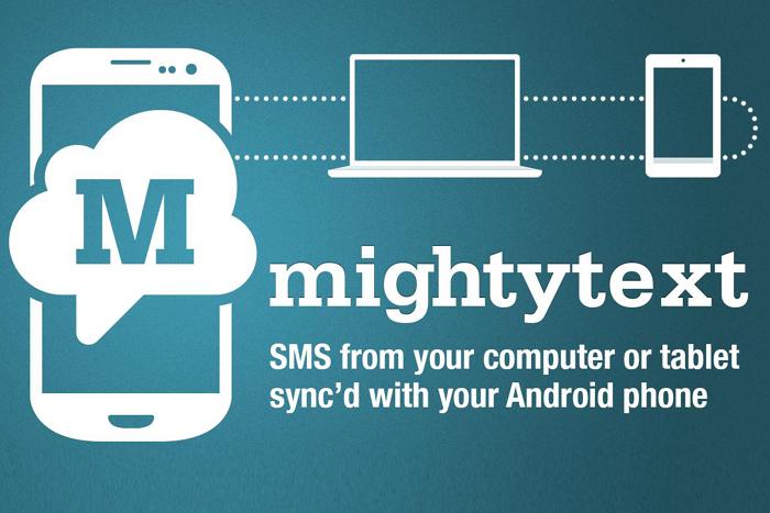 Photo of MightytextNgirim SMS lewat PC atau Laptop