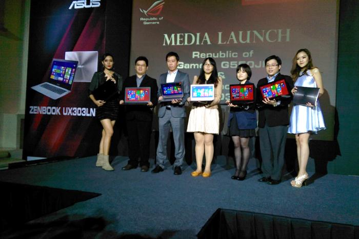 Photo of ASUS meluncurkan Notebook Republic of Gamers dan Ultrabook Zenbook