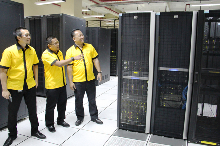 Photo of Fasilitas Baru Data Center Indosat Telah Berstandarisasi Tier 3