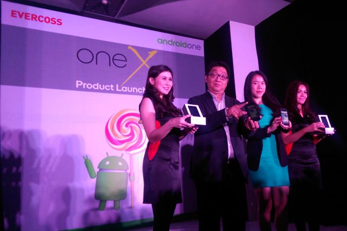 Photo of EVERCOSS meluncurkan Android One™ dengan nama One X