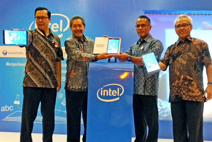 Photo of Intel Memperkenalkan Model Belajar Digital Melalui GramediaBook™