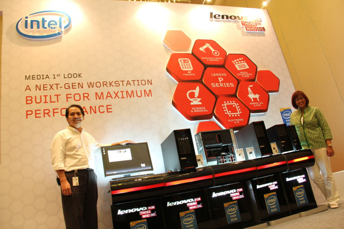 Photo of Lenovo  ThinkStation P Series PC dengan kemampuan Super