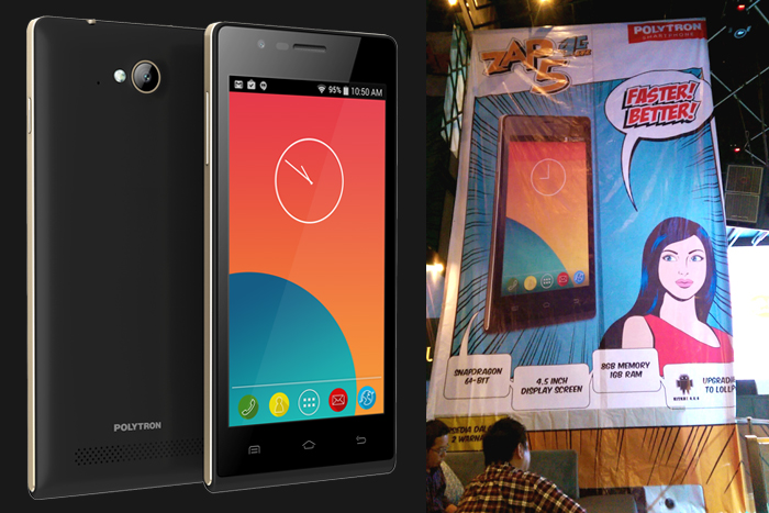 Photo of ZAP5 Smartphone Brand Lokal Pertama ready 4G LTE