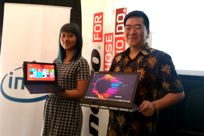 Photo of Lenovo Tablet MIIX 3, Fleksibilitas  Separuh PC & Separuh tablet