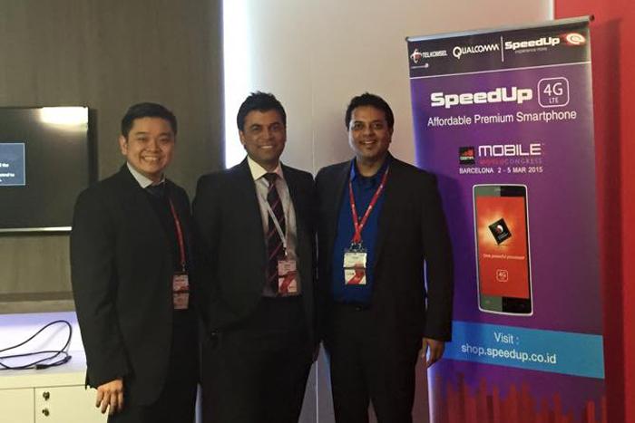 Photo of SpeedUp Technology Hadirkan Premium 4G LTE Smartphone dengan harga terjangkau