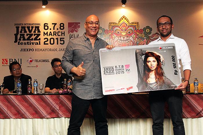 Photo of Telkomsel Hadirkan Pengalaman 4G LTE di International Java Jazz Festival 2015