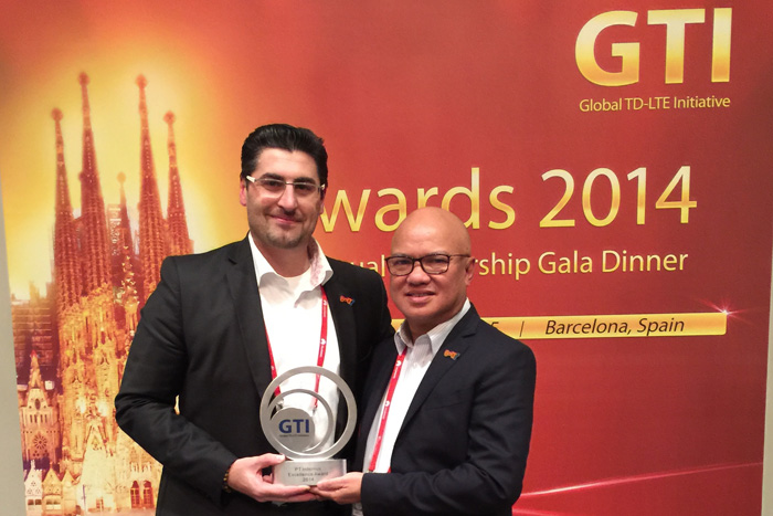 Photo of BOLT! Menerima GTI AWARD menembus angka satu juta pelanggan 4G di Indonesia