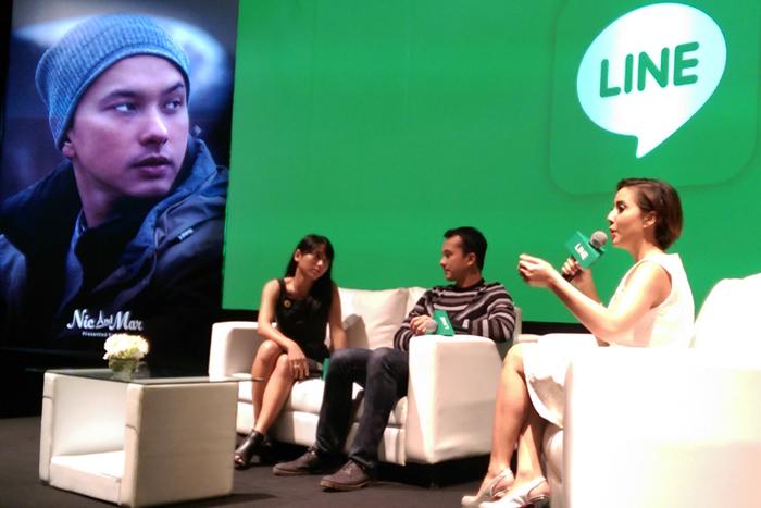 Photo of LINE Menghadirkan Mobile Drama, menampilkan Nicholas Saputra dan Mariana Renata