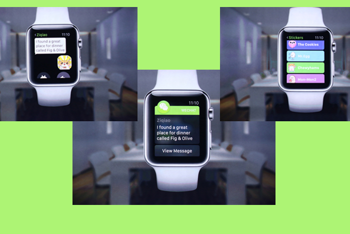 Photo of WeChat Sudah Terintegrasi ke Apple Watch