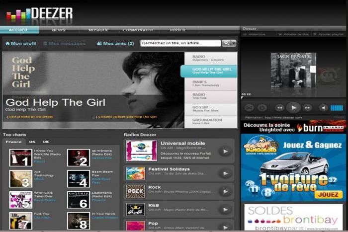 """Photo of Migme hadirkan layanan musik melalui kerjasamanya dengan """"global music service – Deezer"""""""