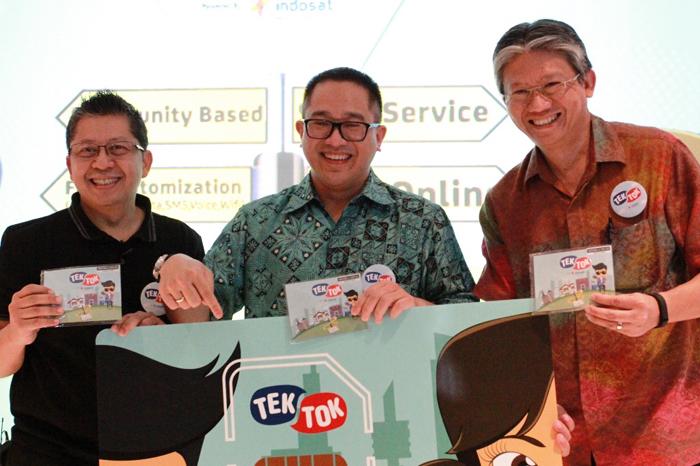 Photo of INDOSAT hadirkan TEKTOK MOBILE Layanan Telekomunikasi yang Disesuaikan Dengan Kebutuhan Pelanggan