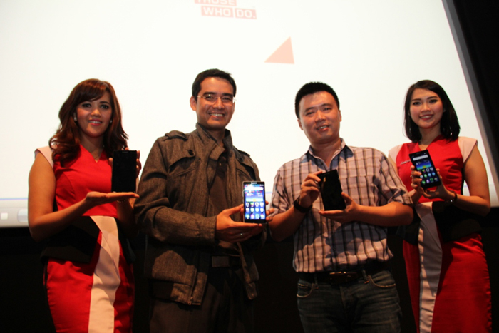 Photo of Lenovo P90, Smartphone dengan Prosesor Intel™ Quad Core 64-bit
