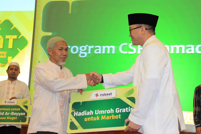 Photo of Indosat Peduli di bulan Ramadhan