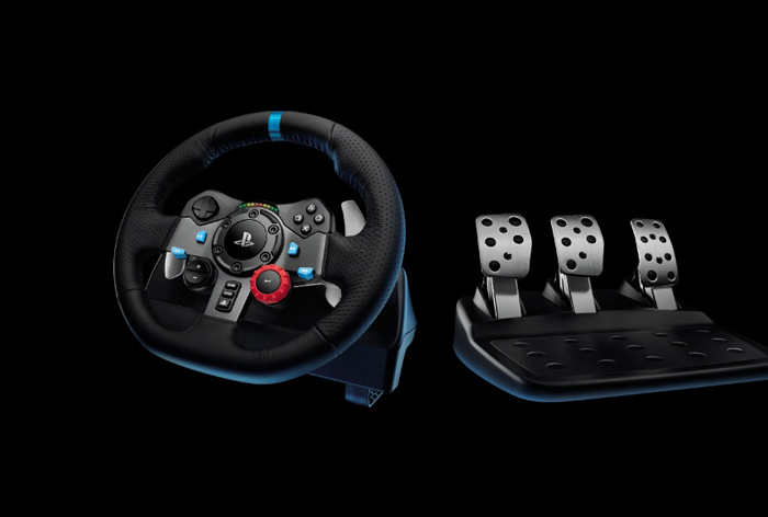 Photo of Logitech G kenalkan Force Feedback Racing Wheel untuk PlayStation 4