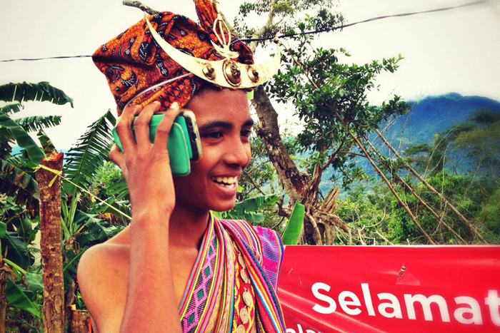 Photo of Telkomsel Operasikan 12 BTS di Perbatasan Timor Leste