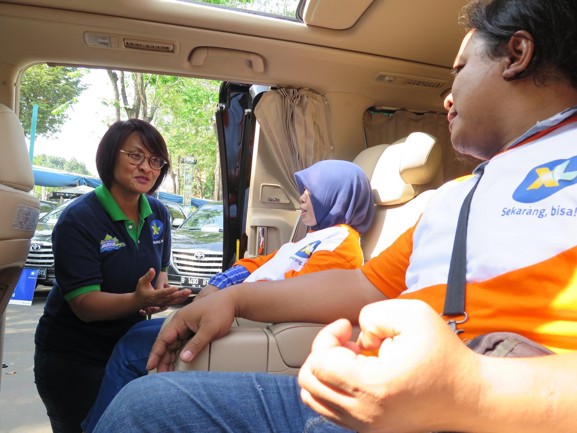 Photo of XL Berangkatkan 1000 Penjual Pulsa Pulang Kampung Gratis