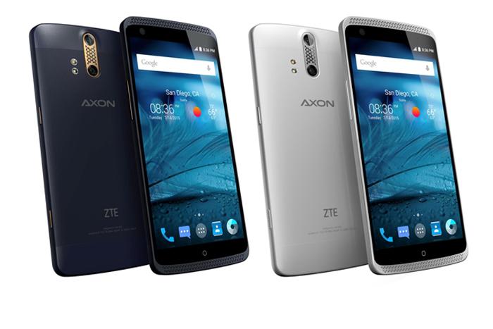 Photo of ZTE Axon smartphone memiliki dual kamera belakang dan HiFi sound