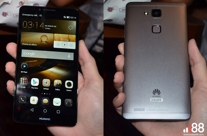 Photo of Huawei Ascend Mate 7  Tampil Premium  Fiturnya  Kampiun
