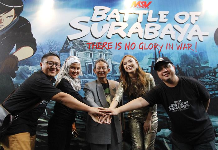 Photo of Telkomsel mendukung film Battle of Surabaya yang merupakan kreasi anak bangsa